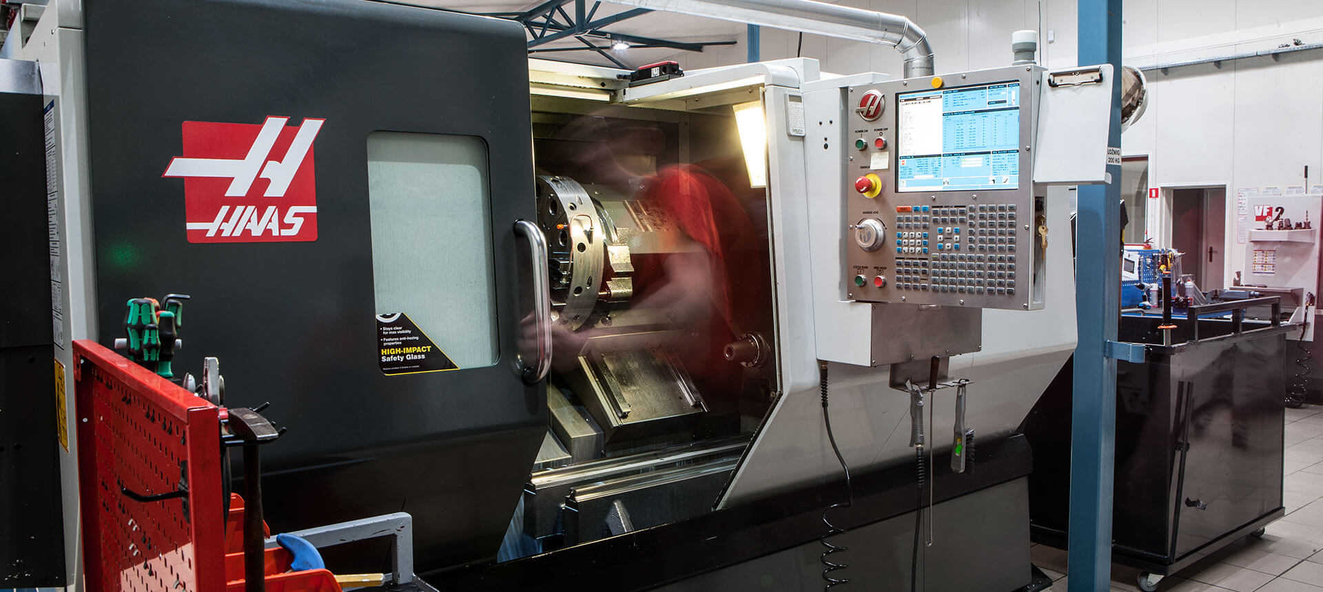 Obróbka CNC skrawaniem